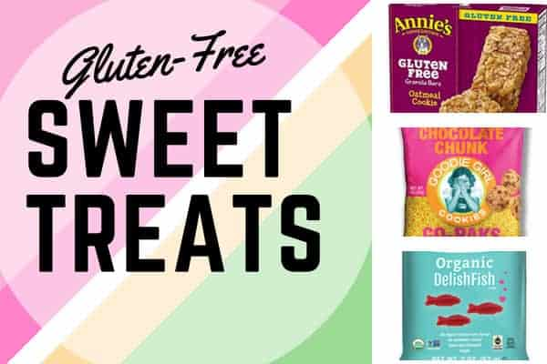 Gluten-Free Healthy Snacks for School and Work
