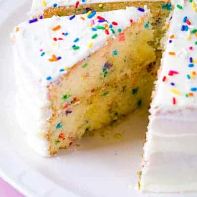 The Best Gluten-Free Funfetti Cake Recipe