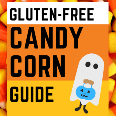 Gluten-Free Candy Corn List (Updated 2018)