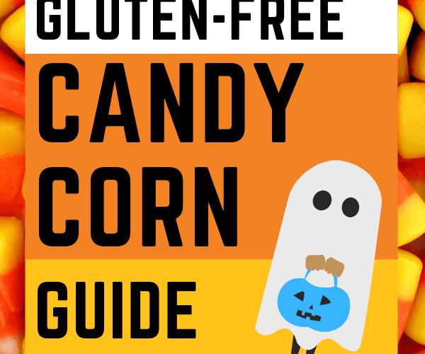 Gluten-Free Candy Corn List (Updated 2018)