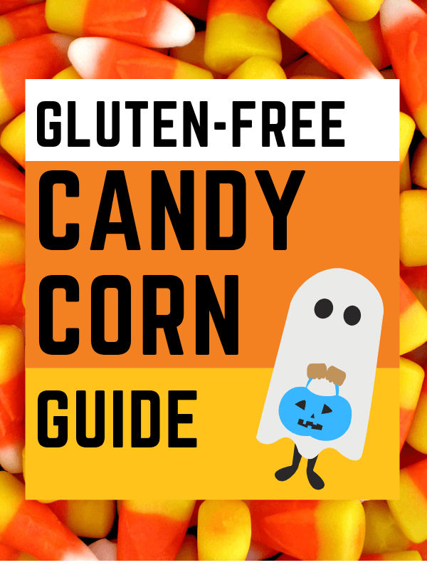 Gluten-Free Candy Corn List