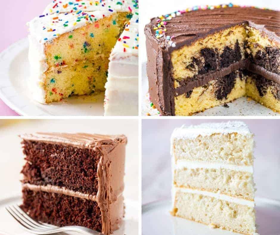 Pleasant 5 Gluten Free Birthday Cake Recipes Gluten Free Baking Funny Birthday Cards Online Inifofree Goldxyz