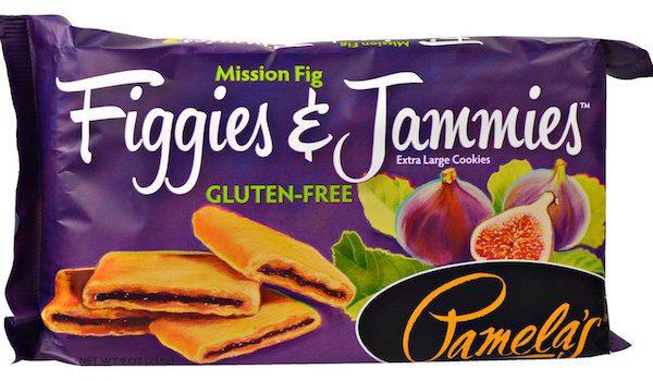 Box of Pamela's Figgies and Jammies.