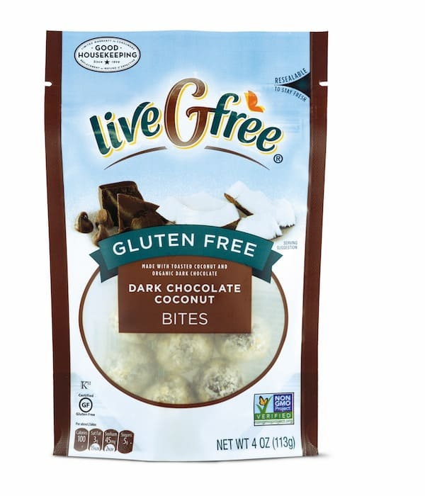"liveGfree Gluten Free ""Bites"" Assorted Varieties"