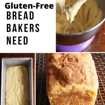 5 Tools Gluten-Free Bread Bakers Need